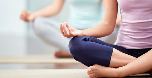 Free Yoga & Giveaways from Skincare Butik