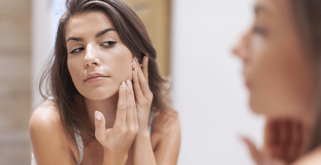 Get clear skin confidence this season